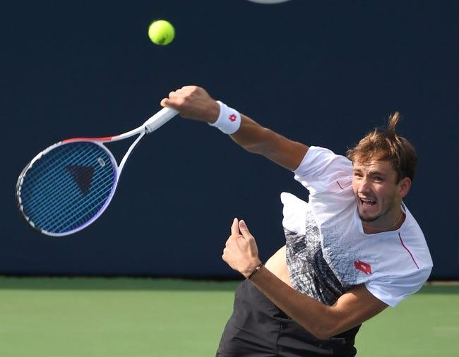 Tennis | Martin Klizan vs. Daniil Medvedev