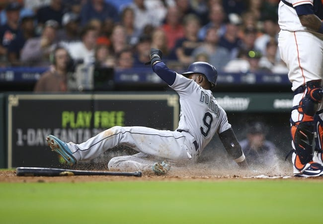 MLB | Seattle Mariners (66-50) at Houston Astros (73-43)