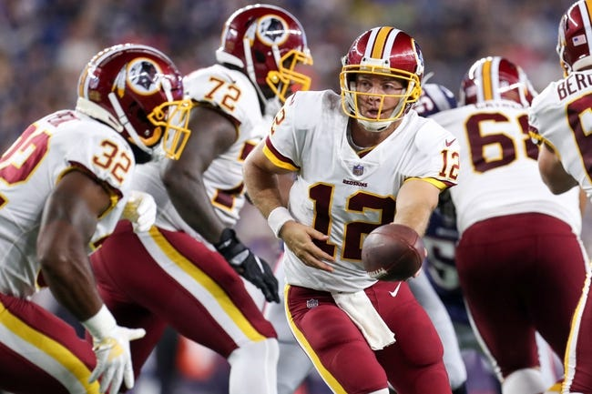 New York Jets at Washington Redskins - 8/16/18 NFL Pick, Odds, and Prediction