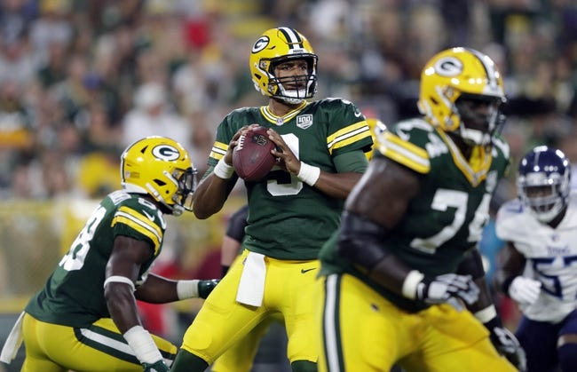 NFL | Pittsburgh Steelers (0-0) at Green Bay Packers (0-0)