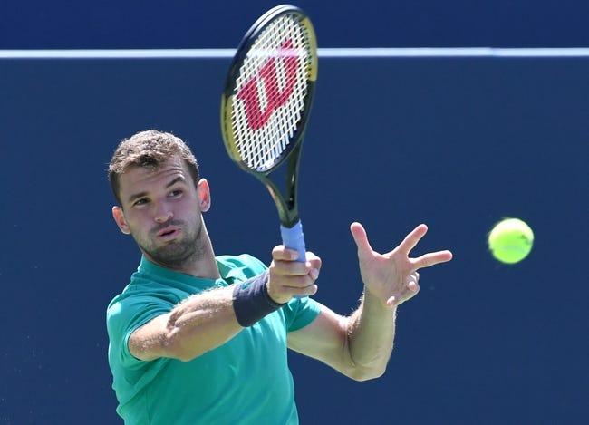 Tennis | Mischa Zverev vs Grigor Dimitrov
