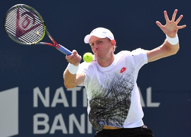 Kevin Anderson vs Stefanos Tsitsipas 2018 Rogers Cup Tennis Pick, Preview, Odds, Prediction