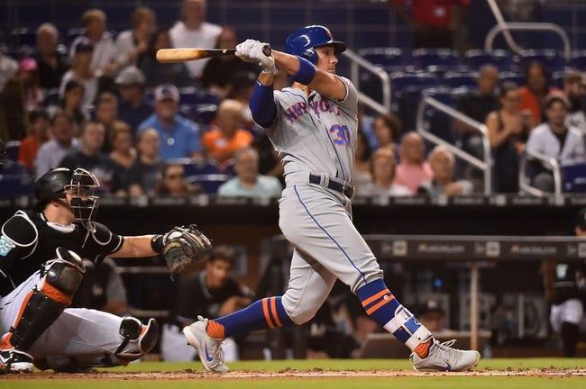 MLB | New York Mets (48-66) at Miami Marlins (48-70)