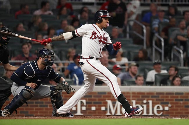 Atlanta Braves vs. Milwaukee Brewers - 8/11/18 MLB Pick, Odds, and Prediction