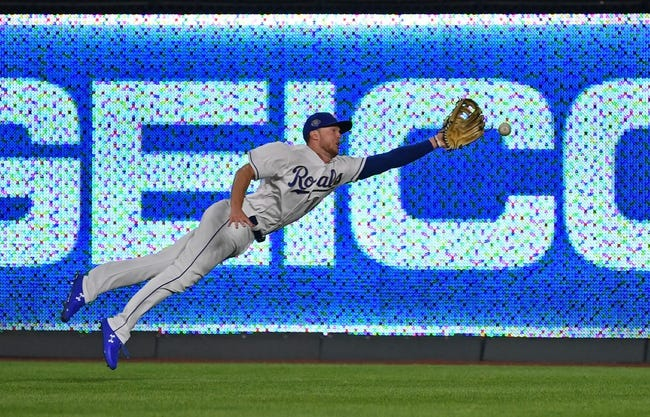 MLB | St. Louis Cardinals (61-55) at Kansas City Royals (35-80)