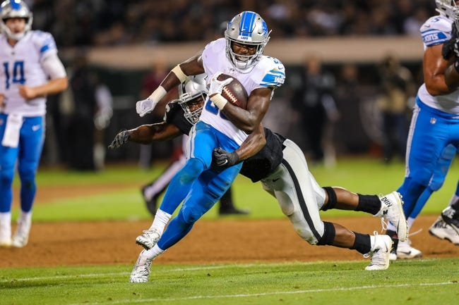 Detroit Lions vs. New York Giants - 8/17/18 NFL Pick, Odds, and Prediction
