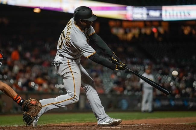 MLB | Pittsburgh Pirates (60-56) at San Francisco Giants (57-59)