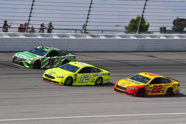 Big Machine Vodka 400: NASCAR Preview, Odds, Pick, Predictions, Dark Horses - 9/9/18