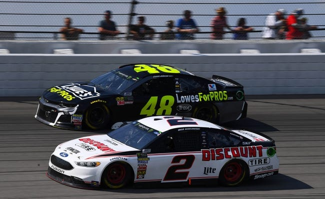 South Point 400: NASCAR Preview, Odds, Pick, Predictions, Dark Horses - 9/16/18