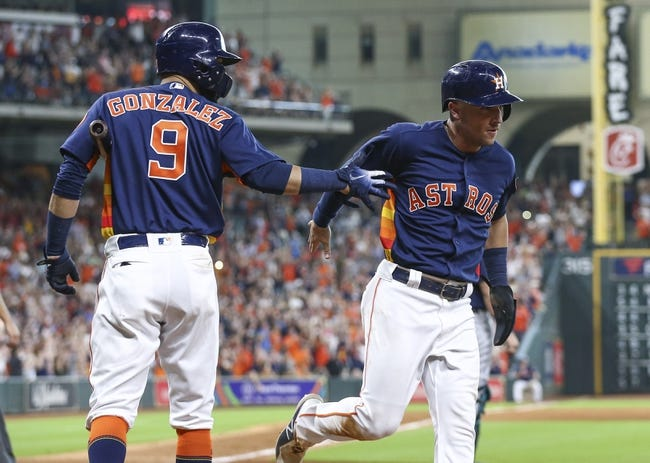 MLB | Houston Astros (75-49) at Seattle Mariners (71-54)