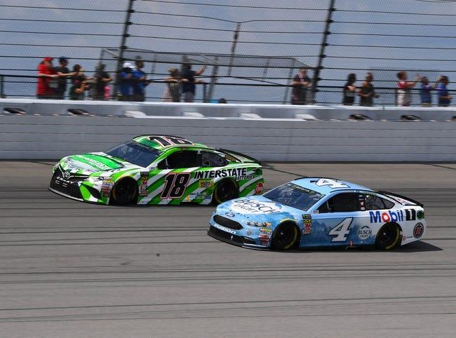 Bass Pro Shops NRA Night Race: NASCAR Preview, Odds, Pick, Predictions, Dark Horses - 8/18/18