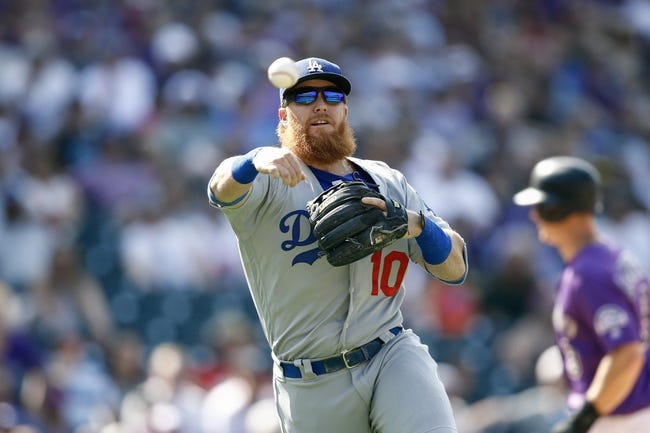 Colorado Rockies vs. Los Angeles Dodgers - 9/7/18 MLB Pick, Odds, and Prediction