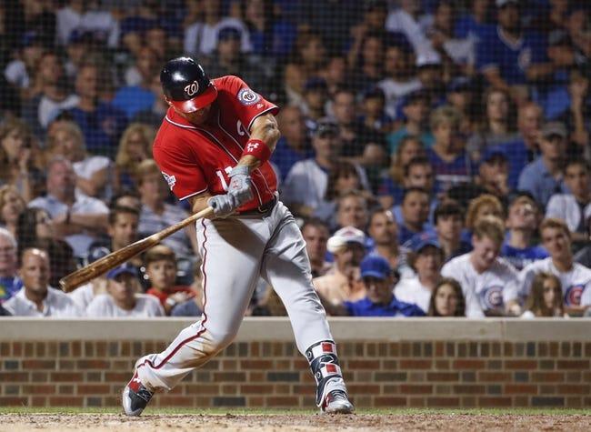 Washington Nationals vs. Chicago Cubs - 9/6/18 MLB Pick, Odds, and Prediction