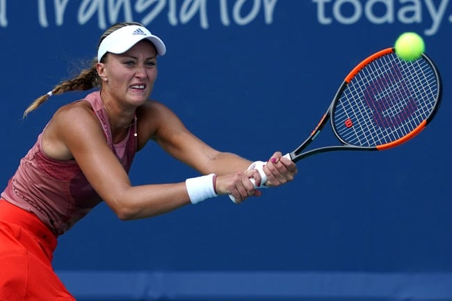 Kristina Mladenovic/Timea Babos vs Ashleigh Barty/CoCo Vandeweghe 2018 US Open Doubles Tennis Pick, Preview, Odds, Predictions