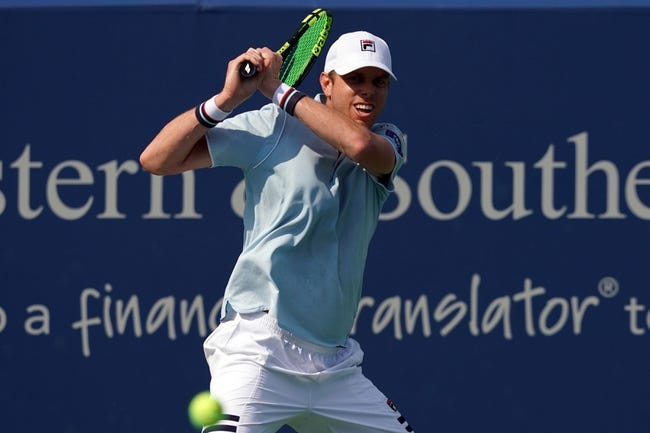 Tennis | Jason Jung vs Sam Querrey