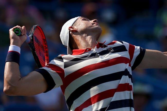 John Isner vs Bradley Klahn 2018 US Open Tennis Pick, Preview, Odds, Prediction