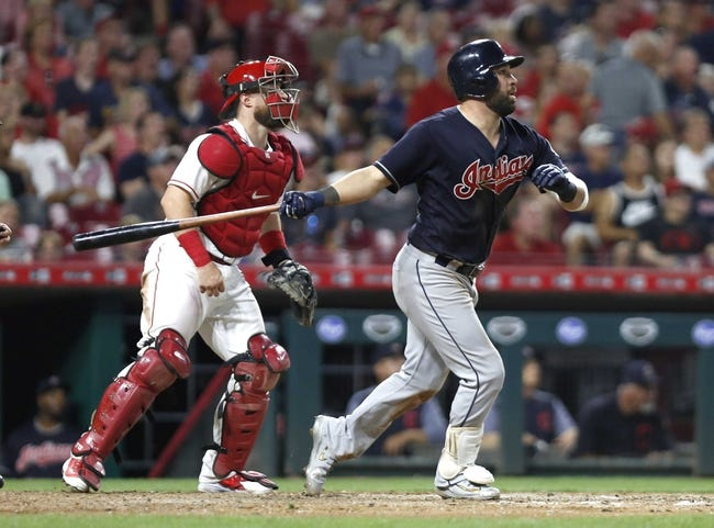 MLB | Cleveland Indians (66-51) at Cincinnati Reds (52-66)