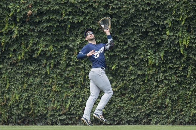 Chicago Cubs vs. Milwaukee Brewers - 8/15/18 MLB Pick, Odds, and Prediction