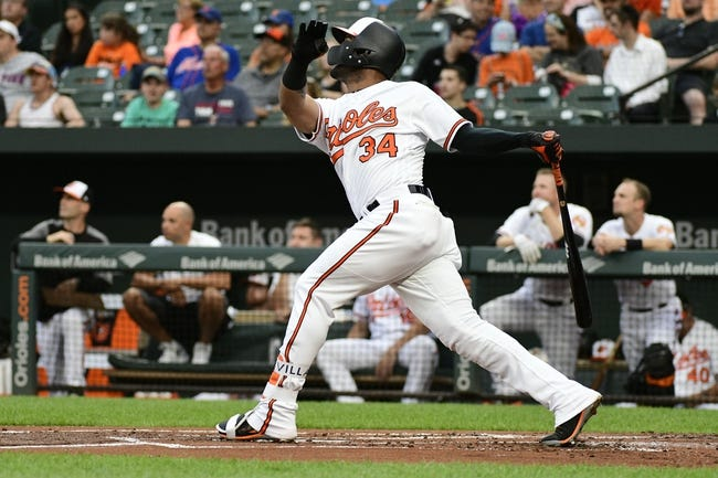 Baltimore Orioles vs. New York Mets - 8/15/18 MLB Pick, Odds, and Prediction