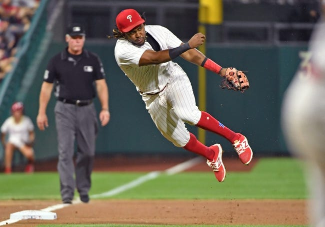 Philadelphia Phillies vs. Boston Red Sox - 8/15/18 MLB Pick, Odds, and Prediction