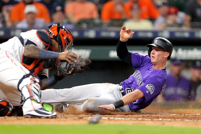 Houston Astros vs. Colorado Rockies - 8/15/18 MLB Pick, Odds, and Prediction