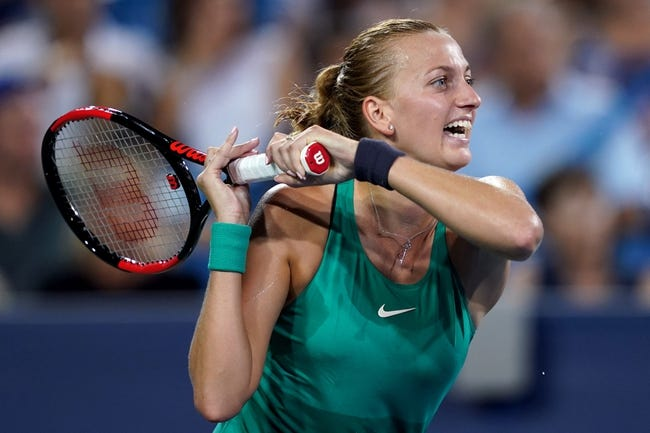 Petra Kvitova vs. Kristina Mladenovic 2018 Cincinnati Open Tennis Pick, Preview, Odds, Prediction