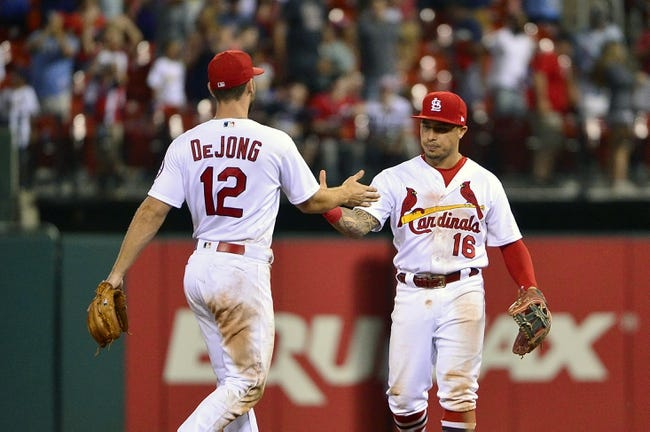 St. Louis Cardinals vs. Washington Nationals - 8/15/18 MLB Pick, Odds, and Prediction