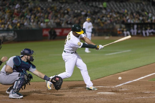 MLB | Seattle Mariners (69-52) at Oakland Athletics (72-48)