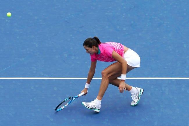 Tennis | Shuai Zhang vs. Garbine Muguruza