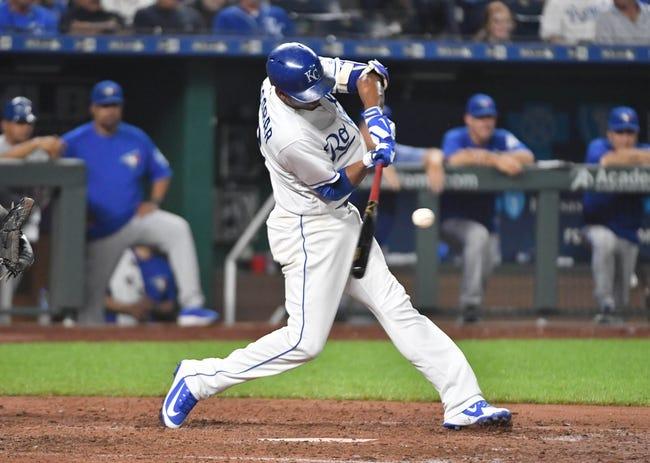 Kansas City Royals vs. Toronto Blue Jays - 8/16/18 MLB Pick, Odds, and Prediction