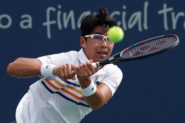 Chung Hyeon vs Guillermo García-López 2018 Winston-Salem Open Tennis Pick, Preview, Odds, Predictions