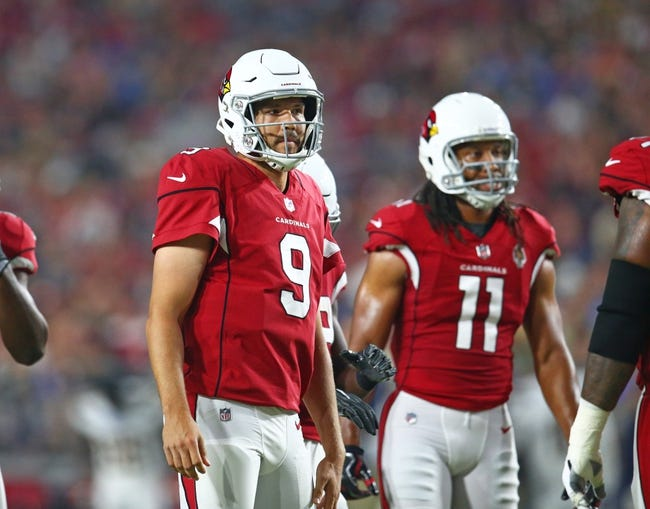 Arizona Cardinals vs. Washington Redskins - 9/9/18 NFL Pick, Odds, and Prediction