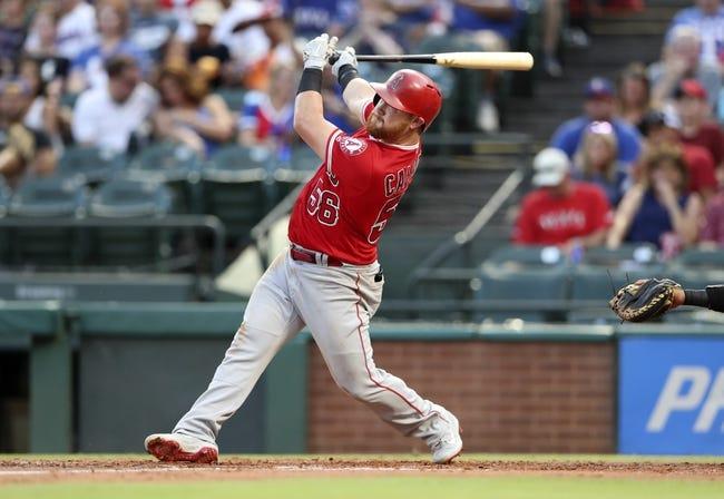 Texas Rangers vs. Los Angeles Angels - 8/17/18 MLB Pick, Odds, and Prediction