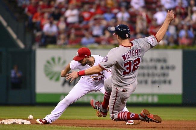 Washington Nationals vs. St. Louis Cardinals - 9/3/18 MLB Pick, Odds, and Prediction