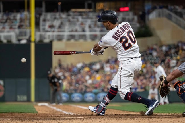MLB | Detroit Tigers (50-72) at Minnesota Twins (57-63)