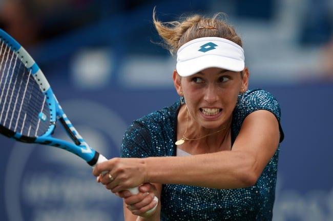 Elise Mertens vs Vera Lapko 2018 US Open Tennis Pick, Preview, Odds, Prediction