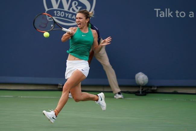 Simona Halep vs. Aryna Sabalenka 2018 Cincinnati Open Tennis Pick, Preview, Odds, Prediction