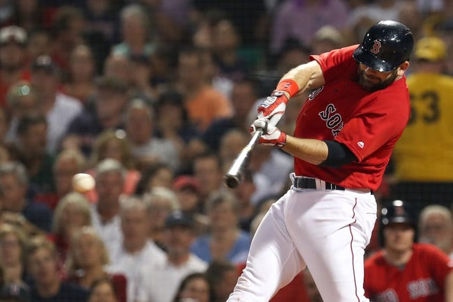 Boston Red Sox vs. Tampa Bay Rays - 8/18/18 MLB Pick, Odds, and Prediction