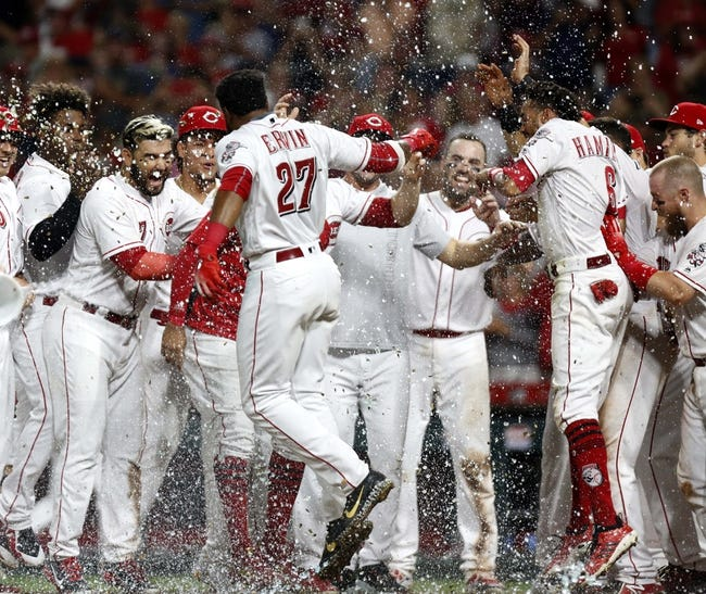 Cincinnati Reds vs. San Francisco Giants - 8/18/18 MLB Pick, Odds, and Prediction
