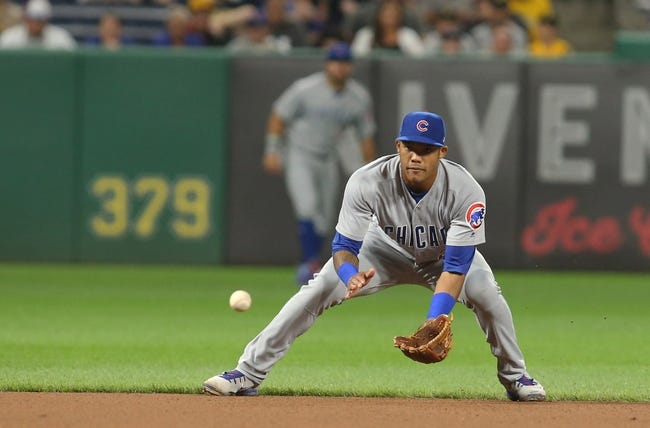 Pittsburgh Pirates vs. Chicago Cubs - 8/18/18 MLB Pick, Odds, and Prediction