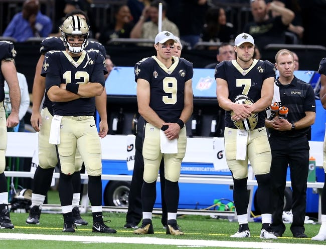 NFL | Los Angeles Rams (0-0) at New Orleans Saints (0-0)