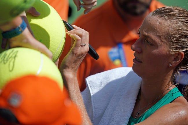 Tennis | Petra Kvitova vs. Carla Suarez Navarro