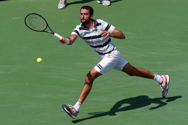 Tennis | Marius Copil vs. Marin Cilic