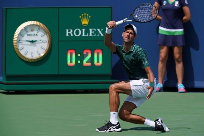 Tennis | Marin Cilic vs. Novak Djokovic
