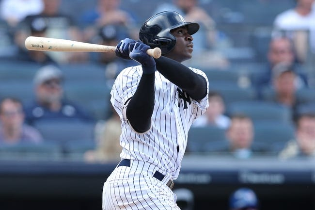New York Yankees vs. Toronto Blue Jays - 8/19/18 MLB Pick, Odds, and Prediction