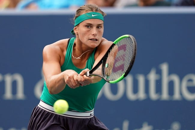 Aryna Sabalenka vs. Julia Goerges 2018 Connecticut Open Tennis Pick, Preview, Odds, Prediction