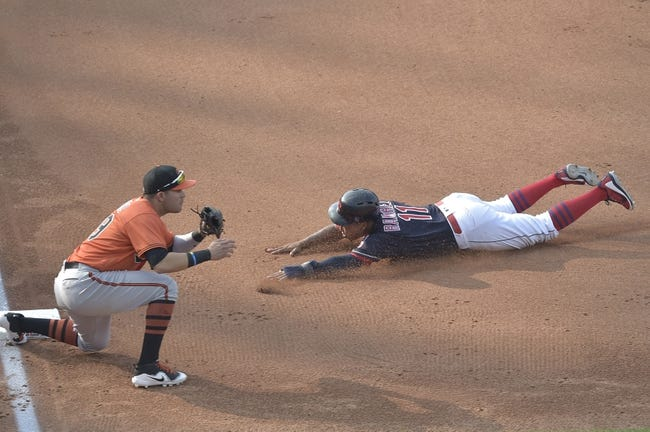 Cleveland Indians vs. Baltimore Orioles - 8/19/18 MLB Pick, Odds, and Prediction