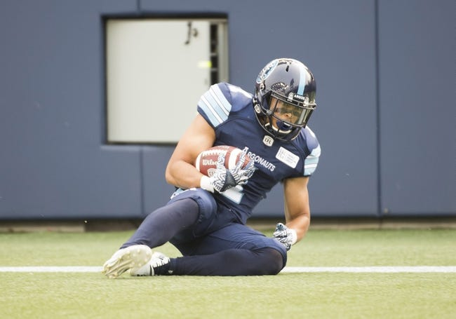 Toronto Argonauts vs. Hamilton Tiger-Cats CFL Pick, Odds, Prediction - 10/12/18