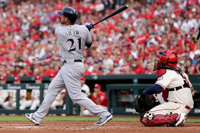 MLB | Milwaukee Brewers (68-56) at St. Louis Cardinals (67-56)