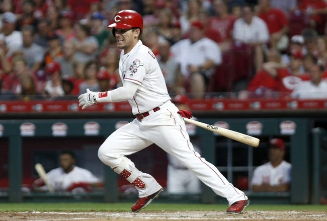 Cincinnati Reds vs. San Francisco Giants - 8/19/18 MLB Pick, Odds, and Prediction